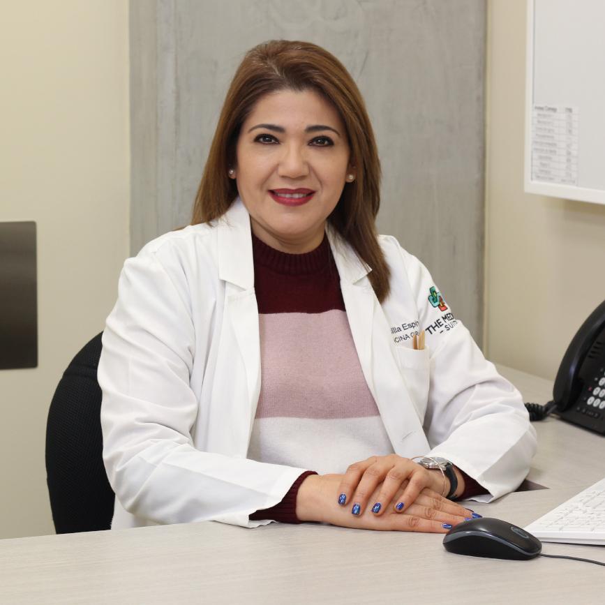 Imagen de Dra. Cecilia Espinoza